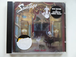Savatage - Gutter Ballet - NM (CD)