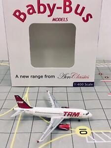 AeroClassics 1:400 TAM Airbus A319-132-1092 PT-MZC