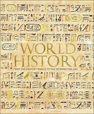 World History: From the Ancient World to the Information Age by Philip Parker (Hardback, 2017)