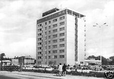 AK, Sassnitz Rügen, Rügen-Hotel, zeitgen. Pkw, 1979