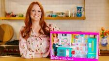 Barbie as Pioneer Woman W/ Ree Drummond Doll Kitchen Playset