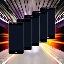 5x Original Huawei Display P9 Lite LCD + Touch Bildschirm Glas Scheibe Schwarz
