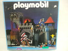 Playmobile Castle Set 3667 95% Complete LOTS of Extras W/ Box and Instructions