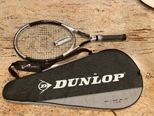 """Dunlop C-Max Oversize 108 Muscle Weave Tennis Racquet with 4 1/2"""" grip w/ bag"""