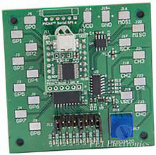 MICROCHIP   ADM00421   MCP2210, USB TO SPI, EVALUATION KIT