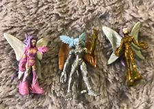 Digimon Mini Figure Toy Lot Kazemon Fairymon Zephyrmon Gold Kazemon Toys