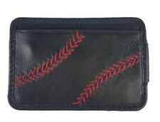Rawlings Front Pocket Money Clip Wallet ID Credit Card Holder Leather RL164-001