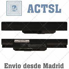 Bateria para Asus A53SV A53TA A53TK A53U A53Z Li-ion 10,8v 4400mAh BT25