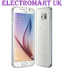 NEW SAMSUNG GALAXY S6 DUMMY HANDSET DISPLAY MOBILE PHONE WHITE