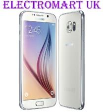 Nuevo Samsung Galaxy S6 Pantalla Maniquí Auricular Teléfono Celular Blanco