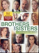 Brothers And Sisters Complete First Season - R1 6 Disc DVD TV Series