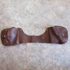 Raney Saddlery Saddle Bags