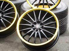 Fiesta Team Dynamics Aluminium Wheels with Tyres