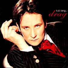 K.D. LANG DRAG CD Album MINT/EX/MINT *