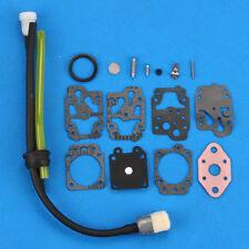 Carburetor Repair Fuel line Kit Fit For 25cc - 33cc Brushcutter Talon Trimmer