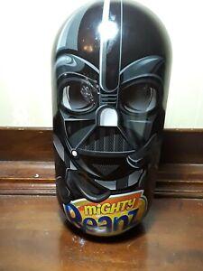 Star wars Mighty Beanz Darth Vader Tin Case w/ 9 Beans