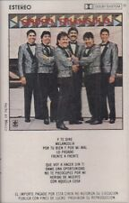 GRUPO Triangulo Y TE DIRE Cassette New Sealed