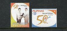 Philippines 3144-3145,  MNH, 2007,World Vision Development Foundation - 50th Ann