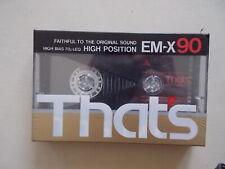 THAT'S EM-X 90