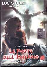 Le porte dell'Inferno (1988) DVD introvabile