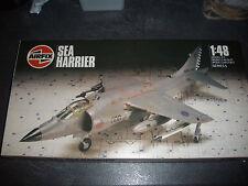 AIRFIX  SEA HARRIER  PLASTIC MODEL 1/48