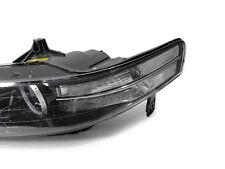 2007-2008 ACURA TL JDM STYLE DEPO BLACK CLEAR Bi-XENON D2S PROJECTOR HEADLIGHTS