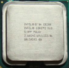 Intel Core 2 Duo CPU Wolfdale E8200 2.66GHz/6MB/1333 LGA775