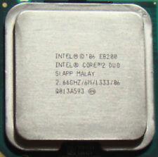 Intel CPU Core 2 Duo E8200 2.66GHz/6MB/FSB1333 LGA 775