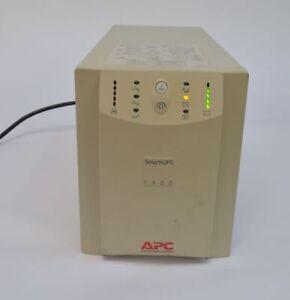 APC Smart-UPS 1400 Uninterruptable Power Supply SUA1500