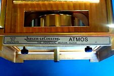JAEGER LE COULTRE ATMOS PERPETUAL MOTION CUSTOM PLAQUE CLASSIC DESIGN FOR ATMOS