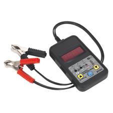 Sealey BT102 Digital Battery & Alternator Tester 12V