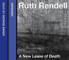 Ruth Rendell - A New Lease of Death - Brand new sealed 3CD Audiobook