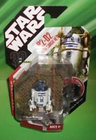 STAR WARS TAC 30TH ANNIVERSARY SERIES #46 EWOK CAPTIVE R2-D2 W CARGO NET FIGURE