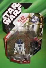 STAR WARS TAC 30TH ANNIVERSARY SERIES #46 EWOK CAPTIVE R2-D2 W CARGO NET FIGURE