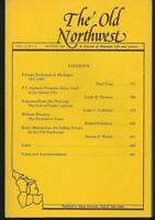 Old Northwest Journal of Regional Life and Letters Winter 1986 Jenny Lind