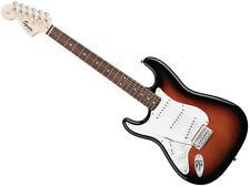 FENDER Squier Stratocaster Affinity RW LH BS chitarra elettrica mancina sunburst