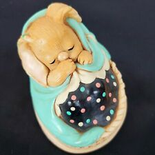 Vintage Pendelfin Rabbit Poppet Hand Painted Made in England Easter Guc