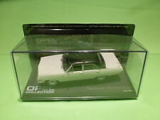COLLECTION OPEL DIPLOMAT V8 LIMOUSINE - CREAM 1:43 - MIB UNOPENED CARD BLISTER