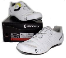 Scott Road Comp Boa Bike Cycling Shoes White Men's Size 44 US / 10 EU