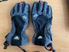 Mountain Equipment DriLite GoreTex Guide Gloves - Size Small