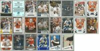 Sean Mannion St Louis Rams Oregon State 22 card 2015 RC lot-all different