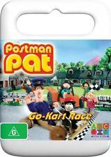 Postman Pat - Go Kart Race DVD 2007 Fast & Free From Melb