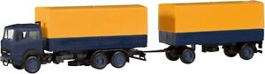 Herpa 309578 - Iveco Magirus With Trailer Ho 1:87