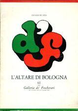 DE VITA Luciano, L'altare di Bologna