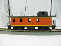 Vintage HO Scale Vintage HO Athearn BNSF Caboose Car, For Train Set Caboose