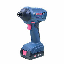 BOSCH GDR 1080-LI Professional Cordless Drill Impact Driver 2600RPM w/ 2 Battery
