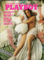 PLAYBOY October 1973-Sexual Behavior in the 70s ,Pete Rozelle, Bunnies of 1973