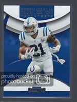 2018 Contenders Rookie of the Year  #24  NYHEIM HINES   COLTS