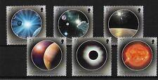 GUERNSEY 2009 EUROPA / ASTRONOMY MNH SET, SG1284/9