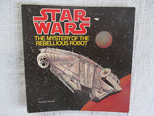 1979 Star Wars: The Mystery Of The Rebellion Robot Mark Corcoran Random Fn-